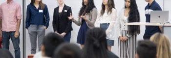 Honors and Year 1 Fellows Fall Semester Showcase